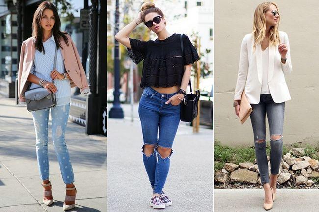 10 Maneras de cómo usar pantalones de mezclilla en dificultades