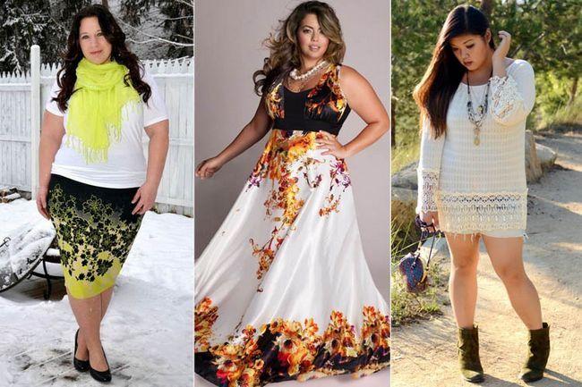 10 Maneras de celebrar de tamaño más la ropa del boho para las damas curvalicious