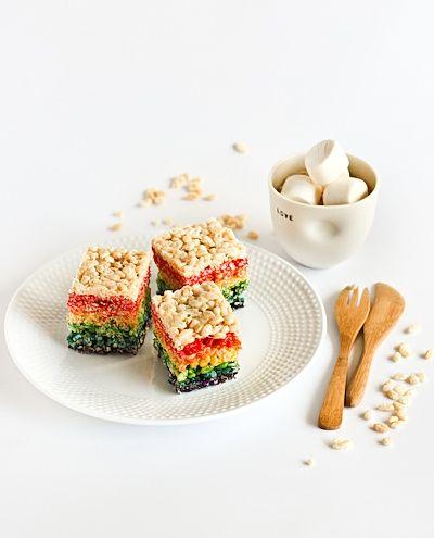 15 Fácil arco iris recetas que usted puede hacer en casa