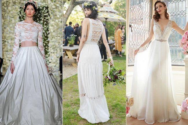 16 De los mejores vestidos de novia cada vez que le hará oh!