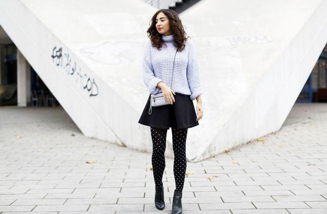 suéteres de gran tamaño