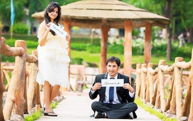 7 Ideas extravagantes para sesiones de fotos pre-boda en un entorno indio debe intentar