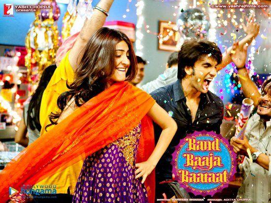 Anushka Sharma Equipo En Banda Baaja Baraat7