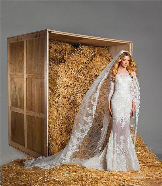 Colección de Zuhair Murad de novia 2015