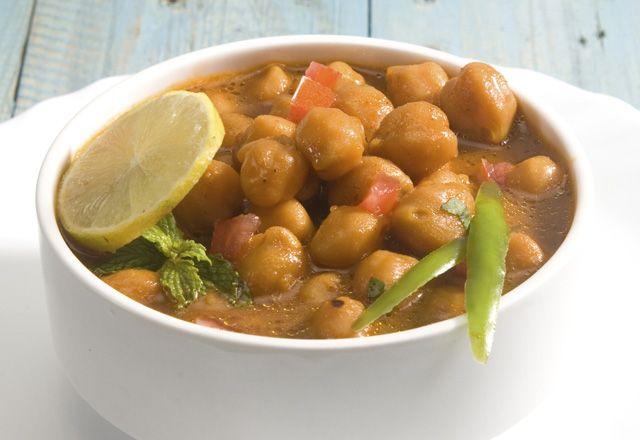 Garbanzos y verduras al curry receta - foto - Mujeres`s Health & Fintess