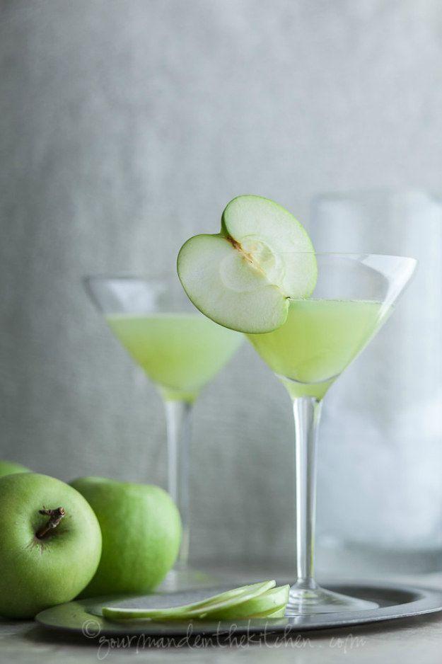 Recetas de cócteles verdes para dar la bienvenida el día de san patricio