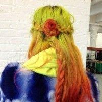 Ideas de color de pelo para el 2014 - peinados ombre