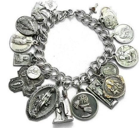 pulseras de plata