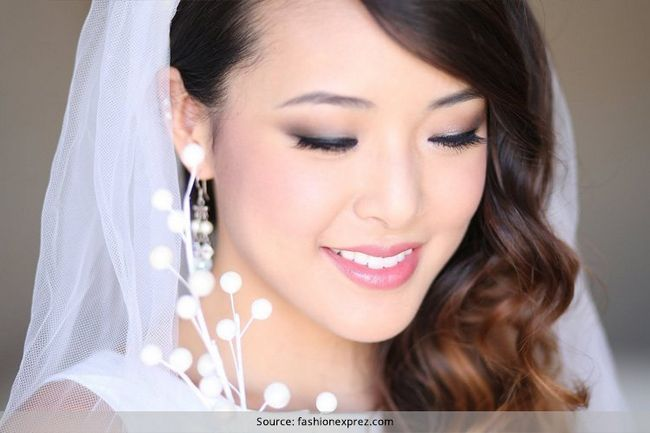 Consejos de maquillaje de novia japoneses podemos utilizar en nuestras bodas indias