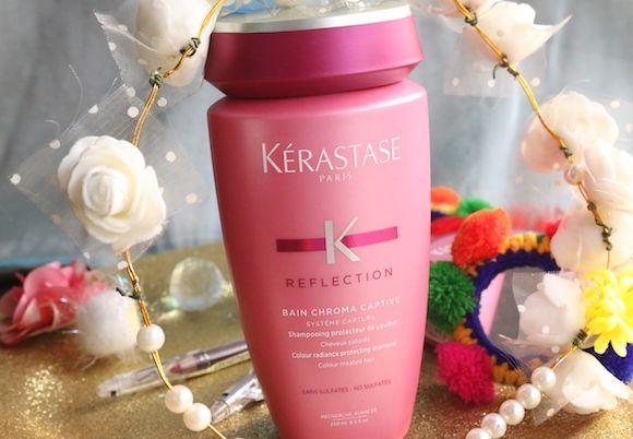 Kerastase reflection bain croma de color cautiva luminosidad proteger opinión champú