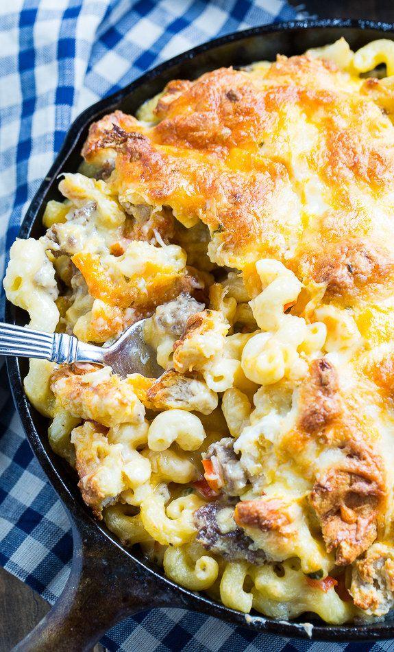 `N` recetas macarrones con queso para la primavera