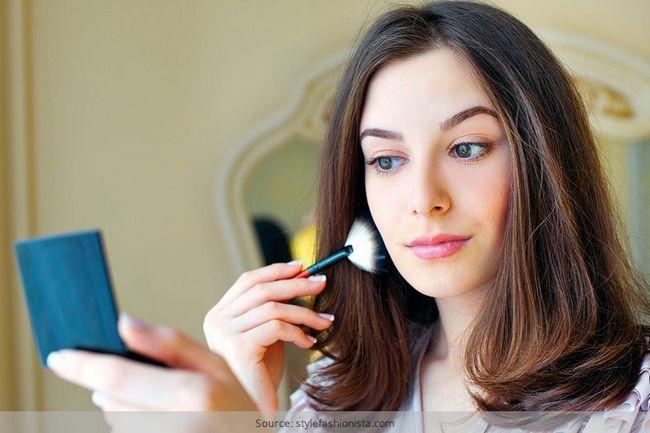 Los errores a-ser-novias a menudo hacen: errores de maquillaje para evitar!