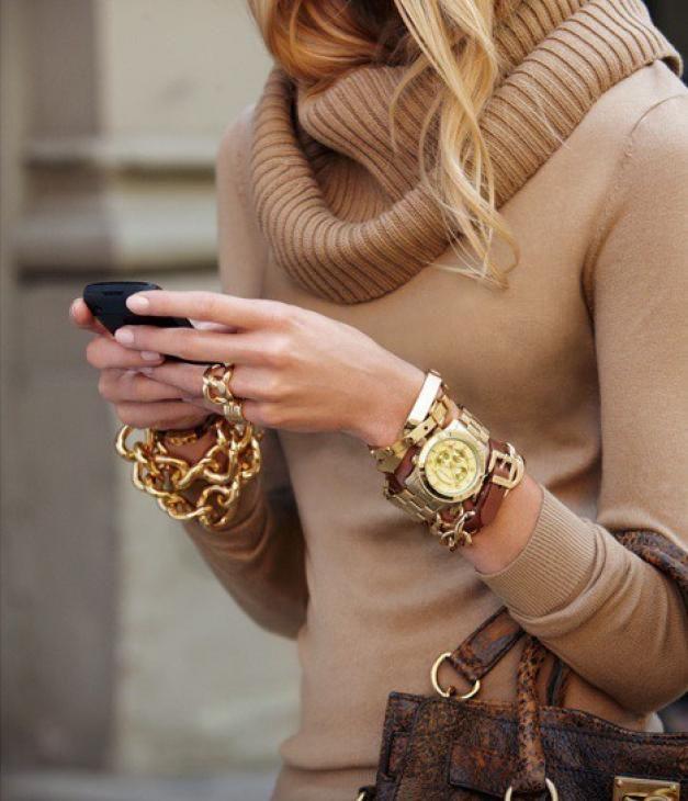 pulseras de cadena