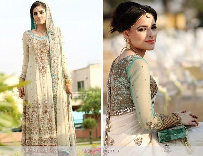 Paquistaníes propuestas de moda nupcial que usted podría intentar