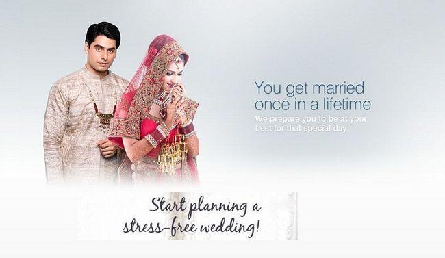 Sugerencias para el cuidado de novia pre: ser el centro de atracción de todas las miradas en su boda