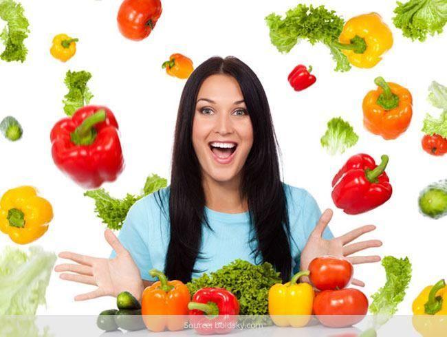 Cosas que no sabían cuando optó por ir vegetariana