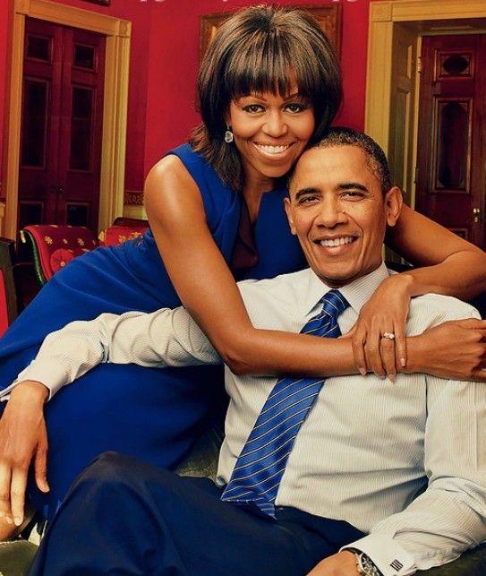 Top 15 de los peinados de michelle obama