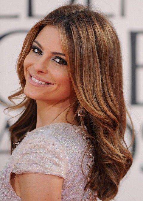 Maria Menounos peinados: Pretty Waves