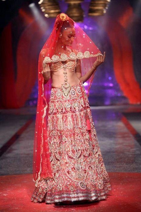 colección de novia Suneet Verma