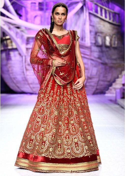 jj Valaya desfile de moda nupcial