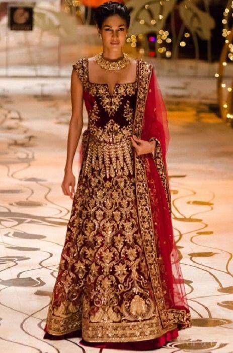 Rohit Bal colecciones de novia