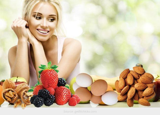 Top 7 alimentos más saludables para las mujeres