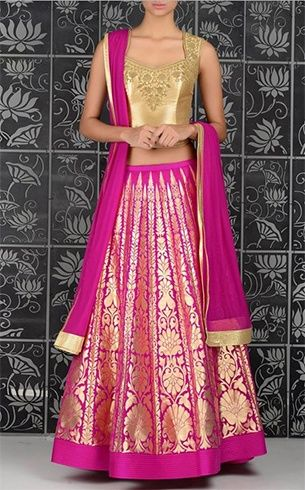 Lehenga Designs For nupcial