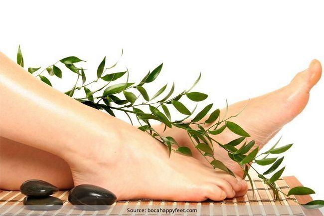 Remedios caseros probados para los pies hinchados