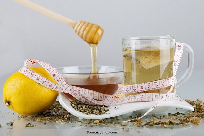 Tipos de tés de hierbas para la pérdida de peso y la defensa de la piel