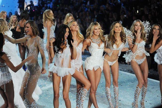 Desfile de modas de victoria secret 2013: la intervención angélica