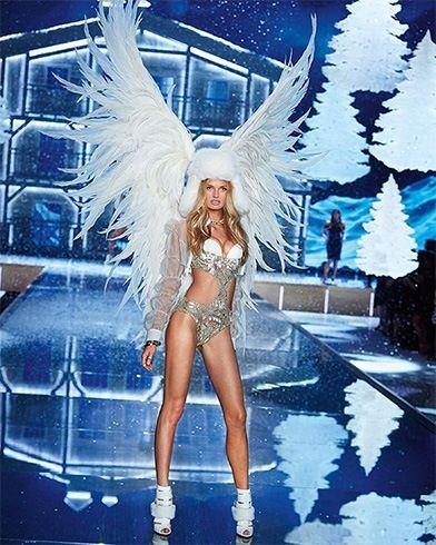 desfile de moda de Victoria Secret