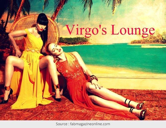 Virgo mujeres muestra del sol son analizadores afilados de elementos de la moda y estilo