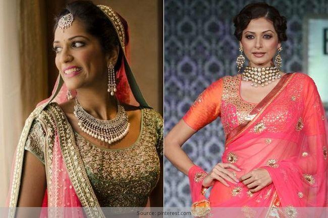 Maneras de elegir el color que debe llevar para la piel oscura indio