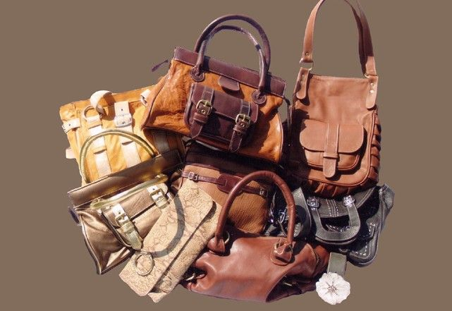 ¿Qué pasó cuando no se podía conseguir la bolsa perfecta coincidencia de la moda como sea necesario?